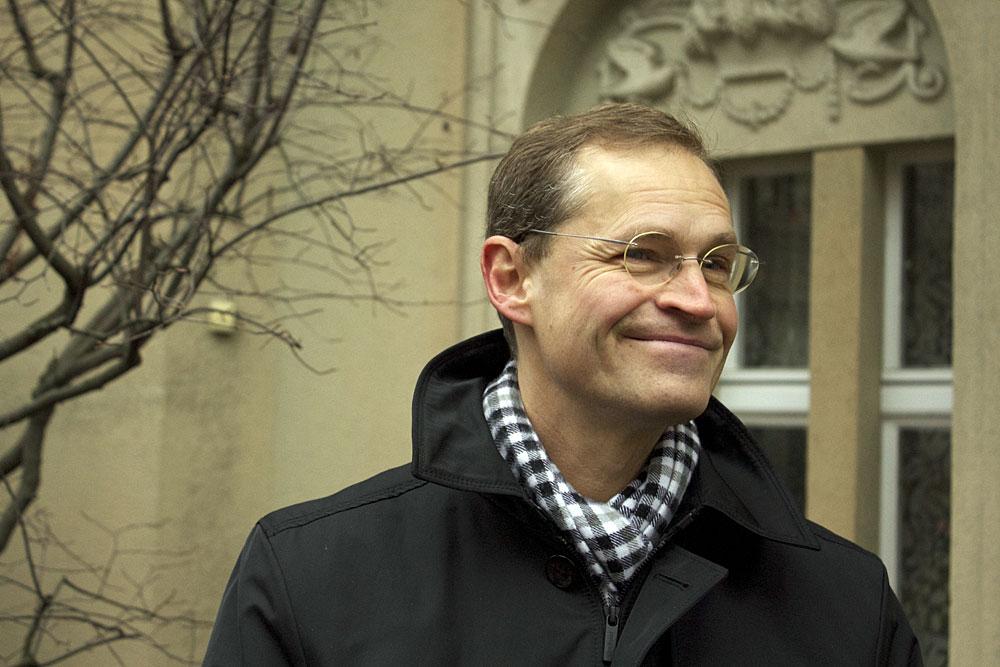 Michael Müller, Regierender Bürgermeister aus Neu-Tempelhof © Josefine Meiners