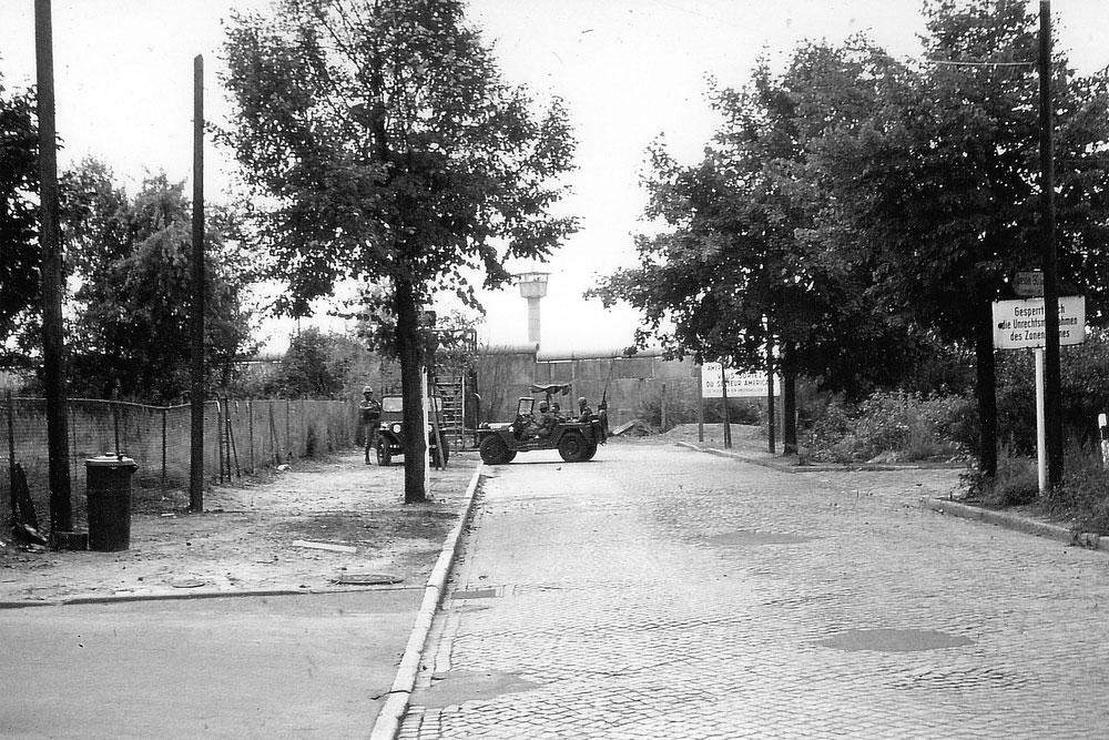 Marienfelder Quartiersansichten: Gemeinschaft in der Siedlung © Arbeitskreis Historisches Marienfelde