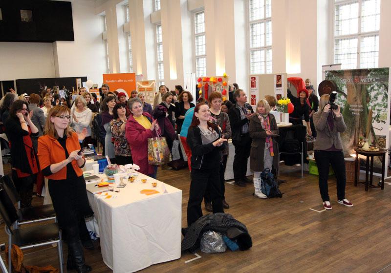Messe des Unternehmerinnen-Netzwerks im Rathaus Schöneberg © Inga Haar Businessfotografie 2014