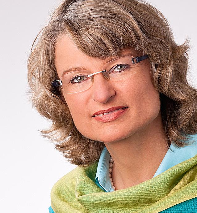 Beate Challakh, Innenarchitektin und Raumcoach, gründete 2007 das Unternehmerinnen-Netzwerk UTS © privat