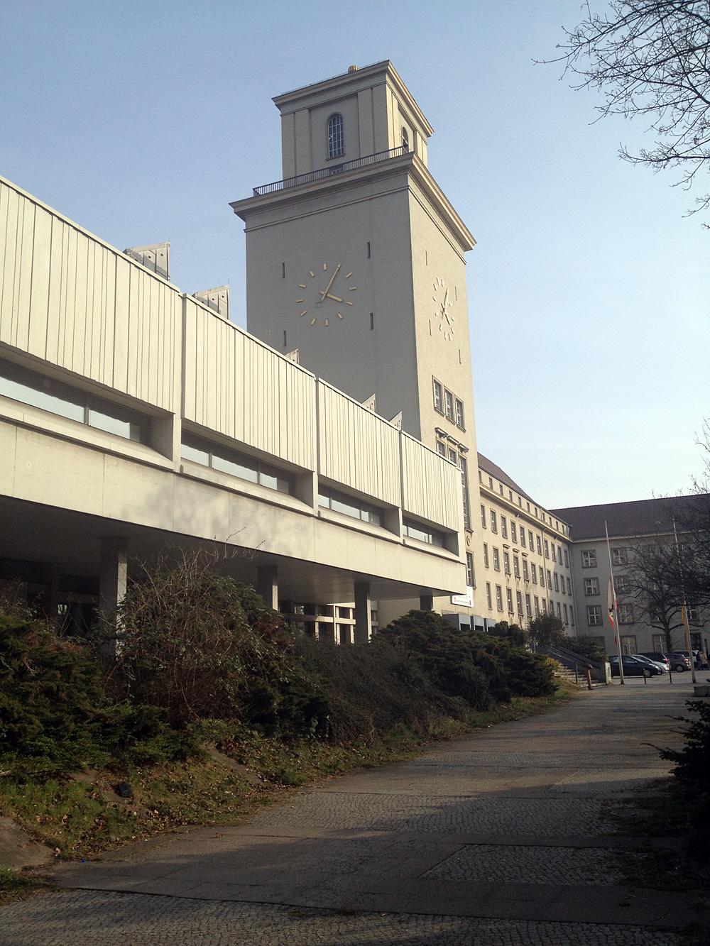 Neue Mitte in Alt-Tempelhof - Senat plant Götzstraßenquartier rund ums Rathaus