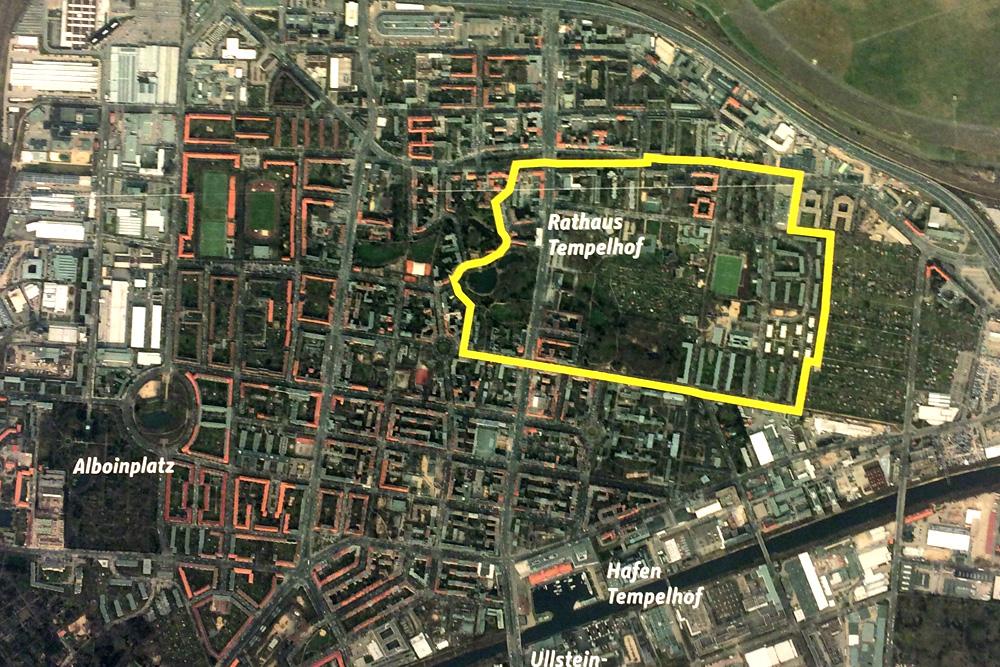 Neue Mitte in Alt-Tempelhof - Senat plant Götzstraßenquartier