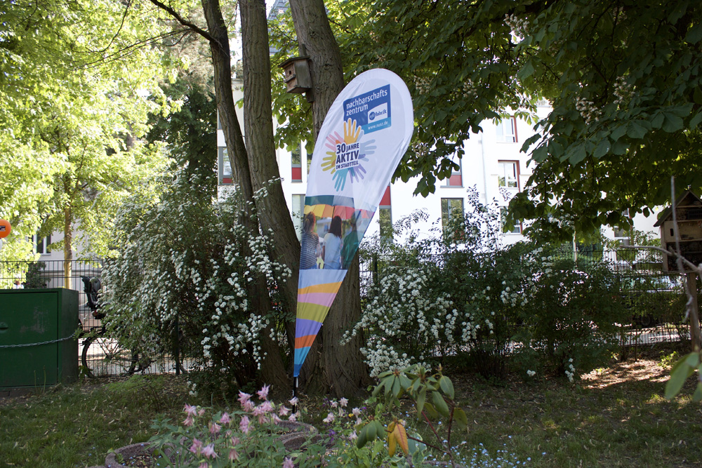 N.U.S.Z. - das Nachbarschafts- und Selbsthilfezentrum in Tempelhof