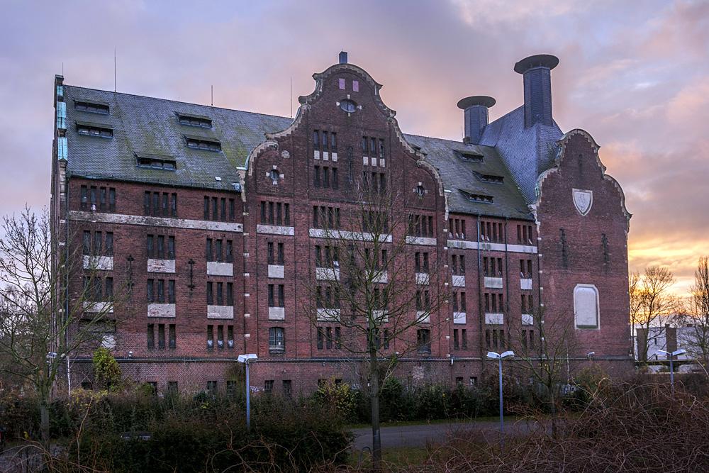 Alte Mälzerei: ein imposantes Bauwerk als Mittelpunkt im Quartier ©UTB Projektmanagement GmbH