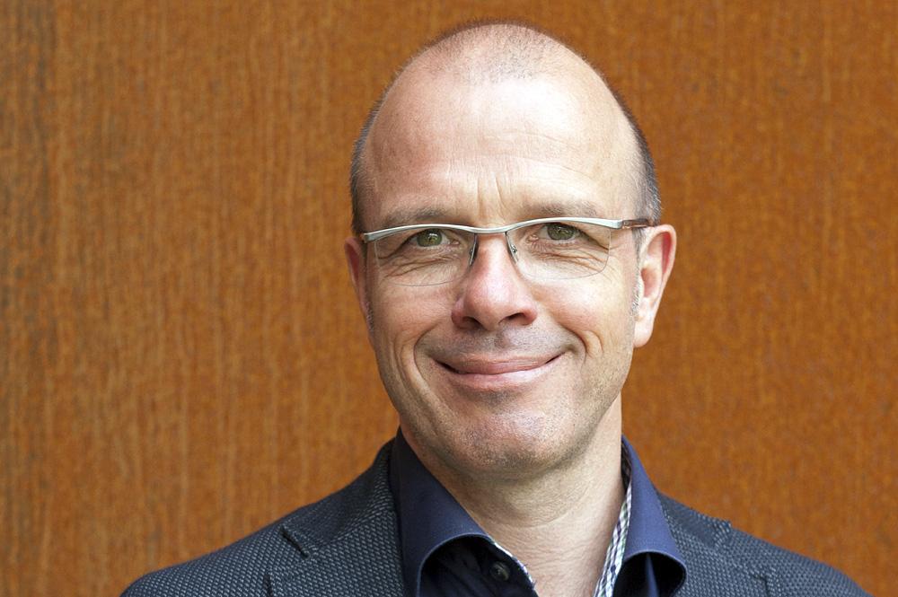 Thomas Bestgen, Eigentümer der alten Mälzerei in Lichtenrade ©UTB Projektmanagement GmbH