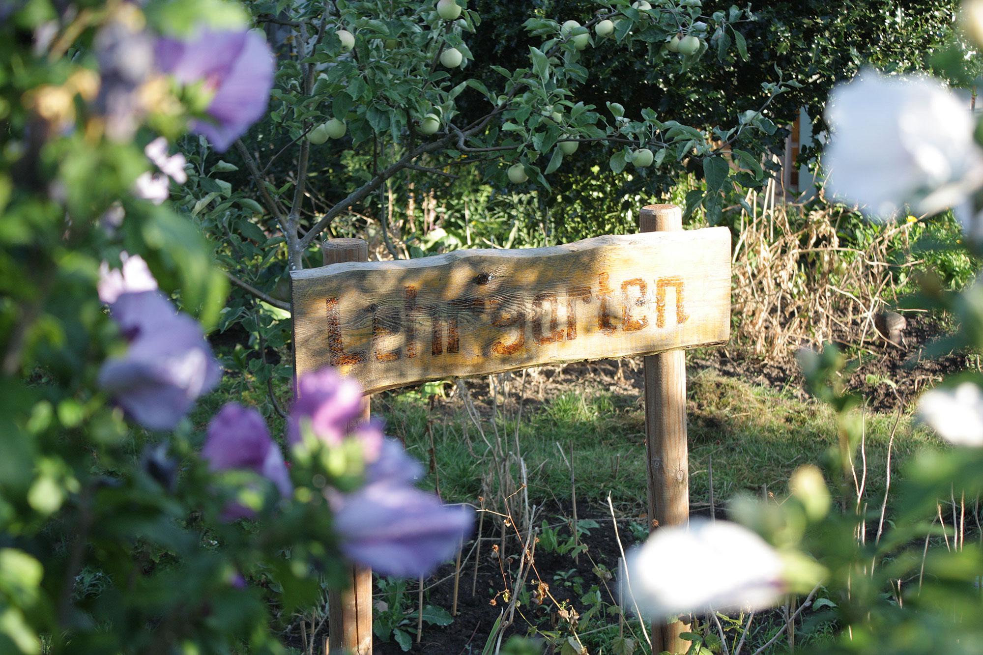 Für kleine und große Gartenfans: Local Gardening im Lehrgarten © K. Schwahlen 2018